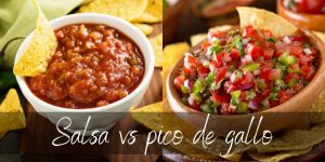 Read more about the article Pico De Gallo VS Salsa – How They Differ & How To Use Them